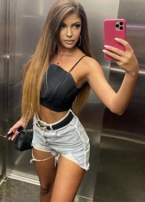 Галина - секс с развратной моделью в Киеве