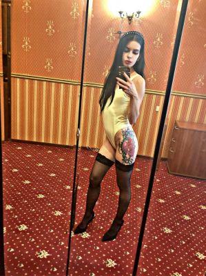Милена — проститутка с реальными фотографиями, от 4000 грн.